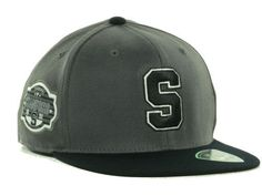 """Stanford Cardinal NCAA TOW """"Slam"""" Flat Bill Stretch Fitted Hat New With Tags #TopoftheWorld #StanfordCardinal"""