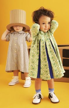 New Organic Baby Clothing Line Creates Classic, Vintage-Inspired Eco Fashion for Kids : TreeHugger