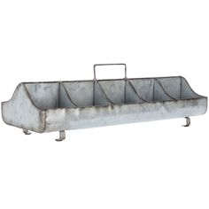 Get Galvanized Metal Tray with Handle online or find other Trays products from HobbyLobby.com