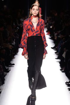 Hermès Fall 2017 Ready-to-Wear Fashion Show - Odette Pavlova (Next)