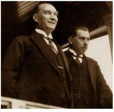 Atatürk ve Kazım Özalp