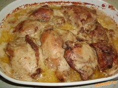 kuře po Slovensku-podle Alenky