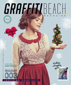 Graffiti Beach Magazine 003 Cover