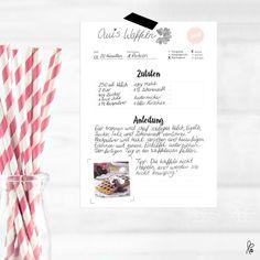 rezeptkarten 8 hochzeit kochbuch pinterest rezeptkarten karten und rezept. Black Bedroom Furniture Sets. Home Design Ideas