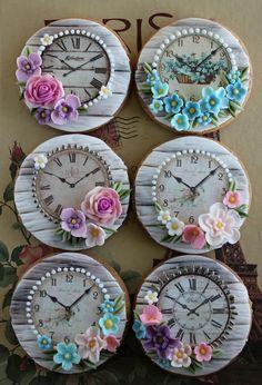 Bubolinkata: Love, romance and Tea Cookies, Sweet Cookies, Biscuit Cookies, Royal Icing Cookies, Cupcake Cookies, Cupcakes, Holiday Cookies, Iced Biscuits, Vintage Cookies