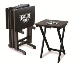 NFL merchandise at Kohl's - This Dallas Cowboys TV tray table set features solid wood construction. Shop our selection of NFL merchandise at Kohl's. New York Rangers, Texas Rangers, New York Giants, Tv Tray Set, Tv Tray Table, Oklahoma State University, Auburn University, Vancouver Canucks, Montreal Canadiens