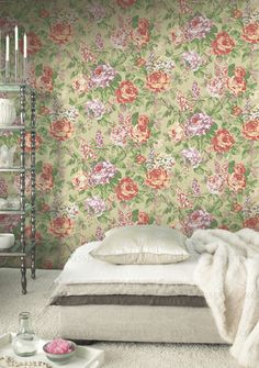 Grande Corniche 2 (Visit www.xessex.com.sg for the latest ranges and collections of #wallcoverings and #wallpapers!) #flowers