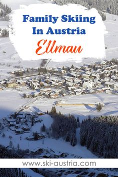 Discover some of the best options for family skiing in Austria. Five of the top Austrian ski resorts if you are travelling with children. Winter Resorts, Best Ski Resorts, Austrian Ski Resorts, Ski Austria, Family Ski, Ski Equipment, Ski Vacation, Best Skis, Ski Holidays