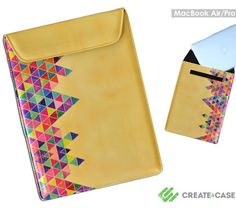 Create&Case 'Kick of Freshness' MacBook Pro / MacBook Air 11/13 inch sleeve designed by Fimbis.
