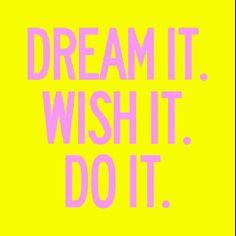 Dream<3Wish