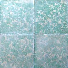 Reclaimed tile by Maitland & Poate - salvages tile, antique tile, old tile, antique tile, retro tile, vintage tile, cement tile, encaustic tile, spanish tile, moroccan tile