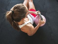 Flat Abs Workout in 20 Minutes