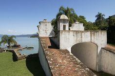 Portada - Fortaleza de Anhatomirim - Santa Catarina - Brazil | Flickr – Compartilhamento de fotos!