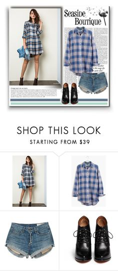 """""""Seaside Boutique"""" by water-polo ❤ liked on Polyvore featuring Anja, Victoria Beckham, Madewell, rag & bone, Givenchy and seasideboutique"""