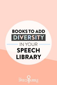 Picture books are so helpful in speech therapy, but when your library isn't diverse in characters, authors, illustrators, and cultures, you are limiting yourself and your students. Here are some tips for adding diversity to your speech therapy book library. #slp #speechtherapy #schoolslp #diversity