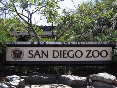 Picture of Zoo Entrance | San Diego zoo picture