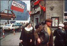 Bruno Barbey, Magnum Photos