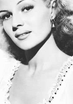 Increasingly, stars are recruited from the ranks of professional models, with the result that today's starlets are better dressed and better groomed than ever before, though it is doubtful if they are better actresses. - Rita Hayworth
