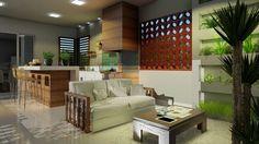 Residência Terraço  Arquiteta Natacha Klare