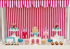 Bake Shop Birthday Party - Kara's Party Ideas - The Place for All Things Party