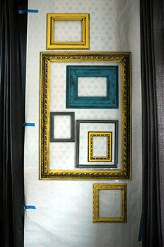 How To Layered Picture Frames 5
