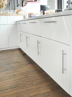 A custom kitchen is as custom as you make it and Ikea cabinetry is often chosen for our renovation projects. Clients like the brand because of the modern/contemporary looks, the cost effectiveness and the durability. We added a few shots from some past projects, where we installed Ikea cabinetry. We hope you enjoy! #Ikea #cabinetry #customkitchens #renovations #durability #modern #contemporary #installations #clients #Quotidian  #Yipit #ChangeDotOrg 