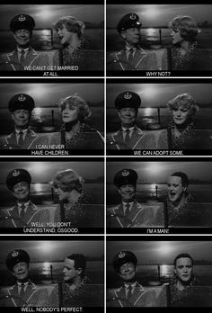 Some Like It Hot. Love this movie!
