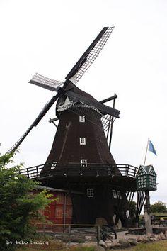 """Windmühlen-Museum """"Machen Flünk"""" in Lemkenhafen Kebo homing, Südtiroler Foodblog und Lifestyleblog, Fotografie, Reisen mit Kindern, Fehmarn"""