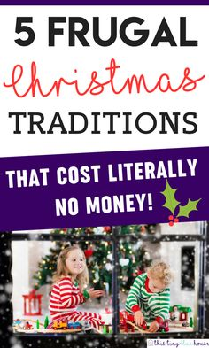 Five Frugal Christmas Ideas to make the holiday season extra special without spending a fortune. Christmas Traditions Kids, Christmas Food Gifts, Christmas On A Budget, Christmas Gift For You, Cheap Christmas, Christmas Makes, Simple Christmas, Christmas Home, Holiday Crafts
