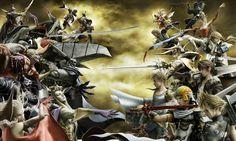 Final Fantasy Dissidia Wallpapers - Wallpaper Cave