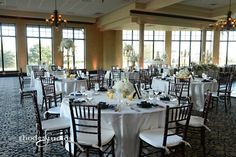 Classic White Wedding, Tall Reception Floral | Outdoor Ceremony | Rhodes Studios | Lee James Floral Designs