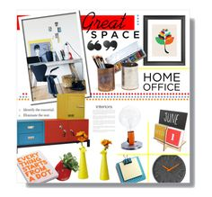 """Office Space..."" by clovers-mind on Polyvore"