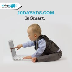 10dayads.com is smart. Post your classified ads here. #ClassifiedWebsites #PostFreeAds
