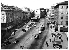 Largo Barriera fine anni 50