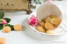 Amaretti with Lime
