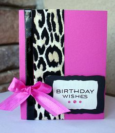 Birthday Wishes Card by @Susan Opel