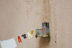 Little People - a tiny street art project: September 2009