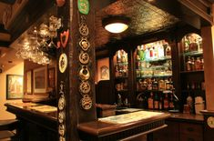 Basement English Pub