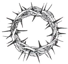 Worksheet. Religious Symbols Coloring Pages  Jesus Crown Of Thorns Tattoo