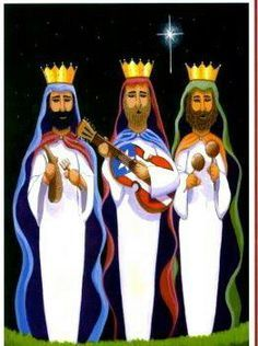 three kings day puerto rico - Google Search