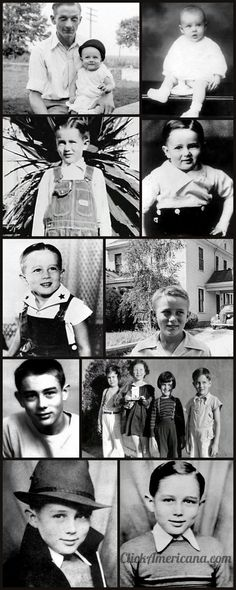 Young James Dean
