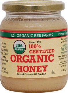 YS Eco Bee Farms Certified Organic Honey $7.19    Great in incorporating this honey into a  Hair Conditioning Treatment,