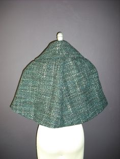 Back view of the capelet.  This version is a vintage large - bust size 38-40.