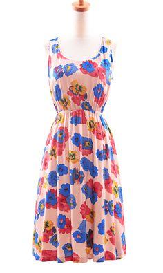 Bohemian beach dress 5201 Blue This is so lovely :) @AHAI