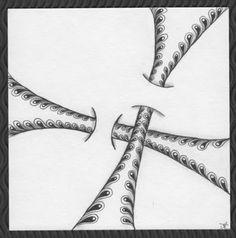 Cool Zentangle Idea