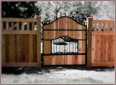 Extravagant Wrought Iron Gates And Fences Wrought Iron Fences, Home Improvement, Home Repair, Home Improvements, Interior Decorating, Home Improvement Projects, Home Remodeling