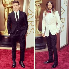 Reliving the #Oscars which stud made your best dressed look? #21Men
