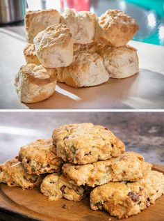 A master recipe for biscuits and scones || Photo: Tony Cenicola/The New York Times