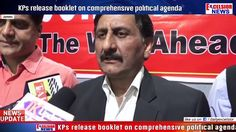 KPs release booklet on comprehensive political agenda