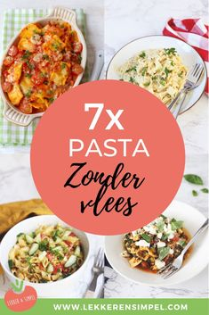 pasta recipes without meat. Tasty and vegetarian pasta dishes that everyone . Vegetarian Pasta Dishes, Pasta Dinner Recipes, Sunday Dinner Recipes, Veggie Recipes, Beef Recipes, Italian Recipes, Vegetarian Recipes, Healthy Recipes, Meals Without Meat